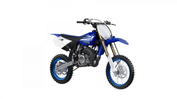 YZ85 Racing Blue