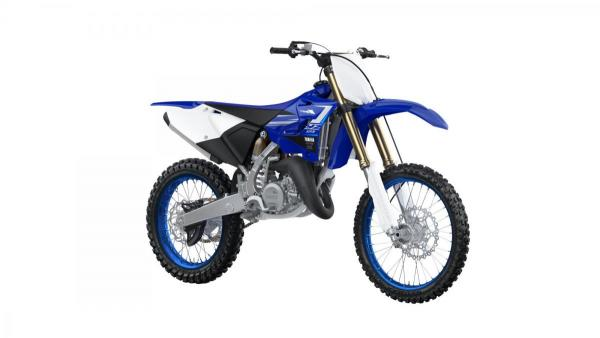YZ125LC Racing Blue
