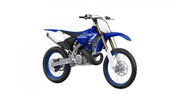 YZ250LC Racing Blue