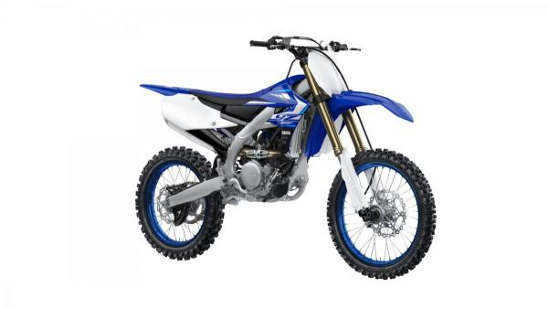 YZ250F Racing Blue