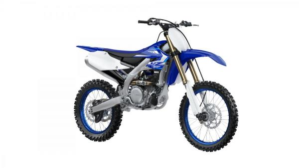 YZ450F Racing Blue