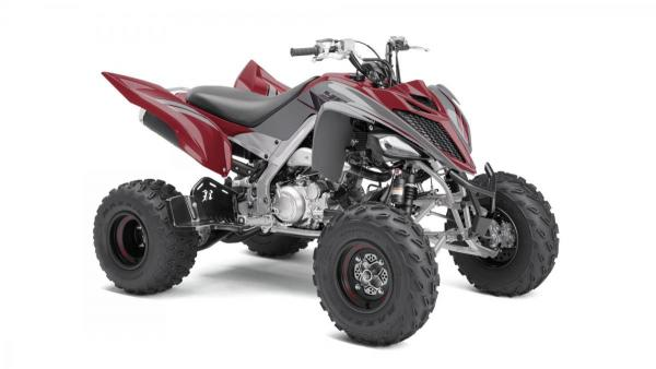 YFM700R SE Ridge Red