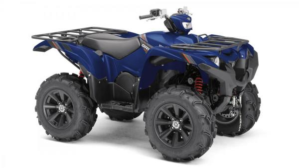 Grizzly 700 EPS SE Backcountry Blue