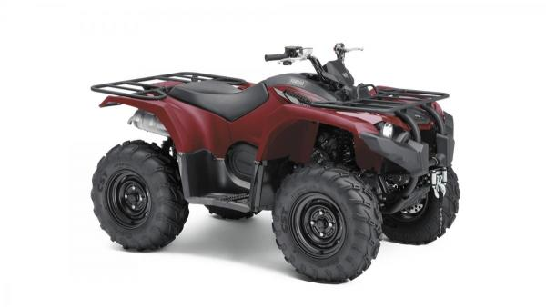 Kodiak 450 Rigde Red