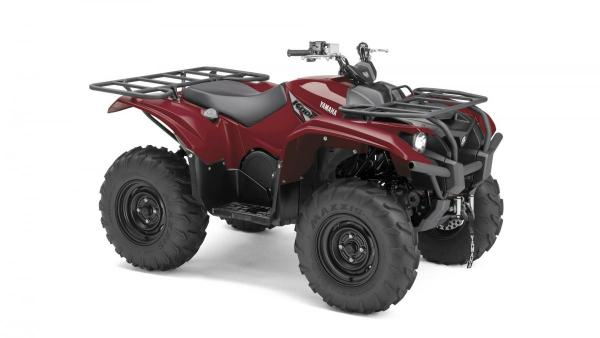Kodiak 700 Ridge Red
