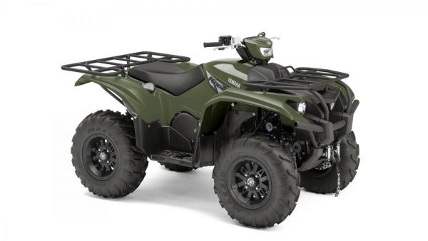 Kodiak 700 EPS Alu Olive Green