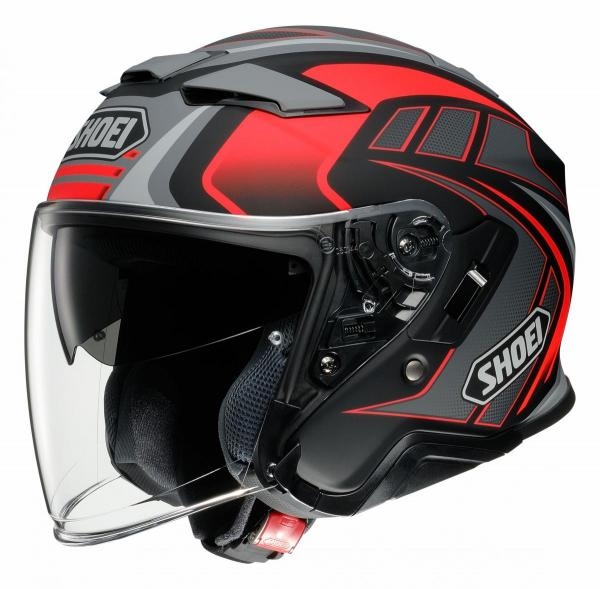 Capacete Shoei J-CRUISE 2 Aglero TC-1