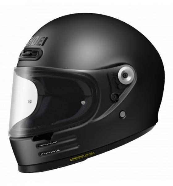 Capacete Shoei Glamster Matt Black