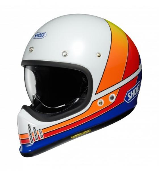 Capacete Shoei EX-ZERO Equation TC-2