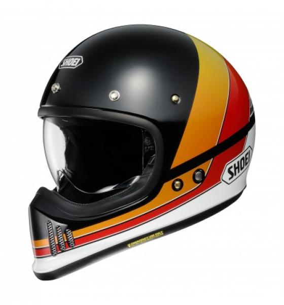 Capacete Shoei EX-ZERO Equation TC-10
