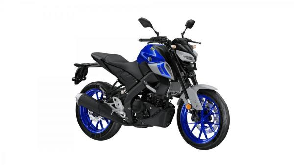 MT 125 Icon Blue