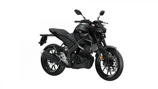 MT 125 Tech Black