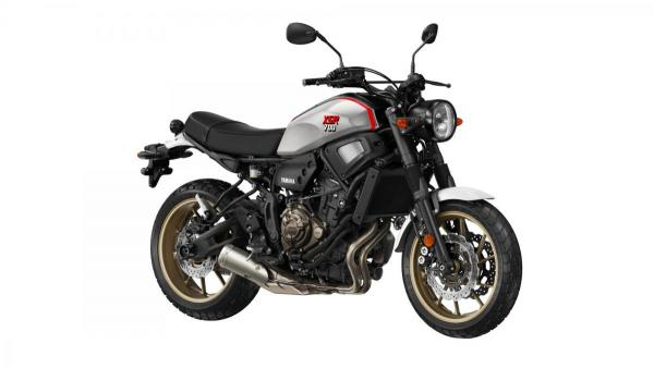 XSR 700 XTribute Tech Black