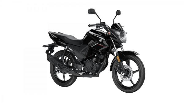 YS125 Midnight Black