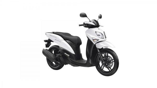 Xenter 125 Competition White