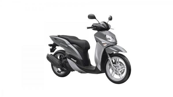 Xenter 125 Silk Grey